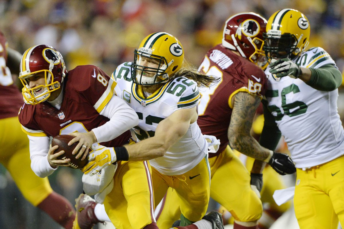 Washington Redskins Lose Playoff Game to Green Bay Packers 0a3861a07