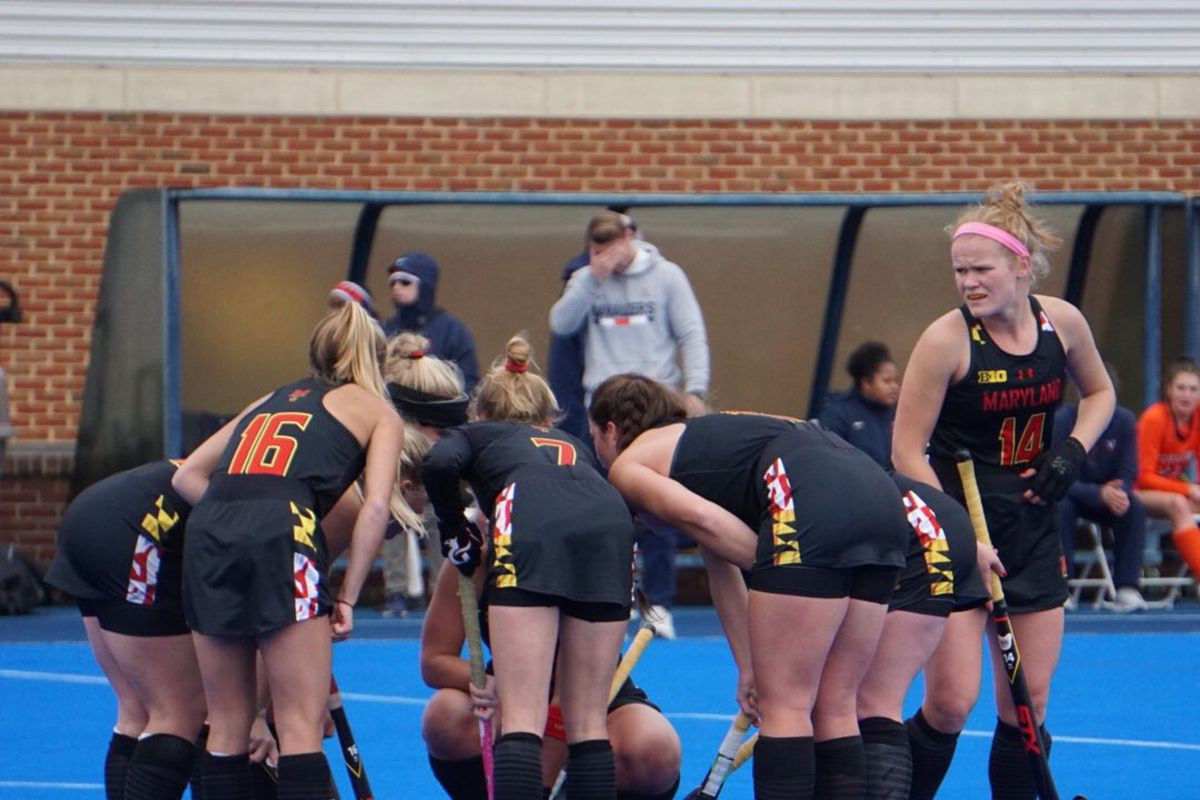 Maryland field hockey's season comes to an end with 1-0 OT loss to Virginia