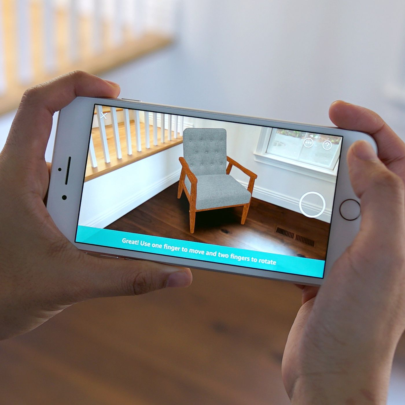 Amazons App Now Lets You Place Items Inside Your Home