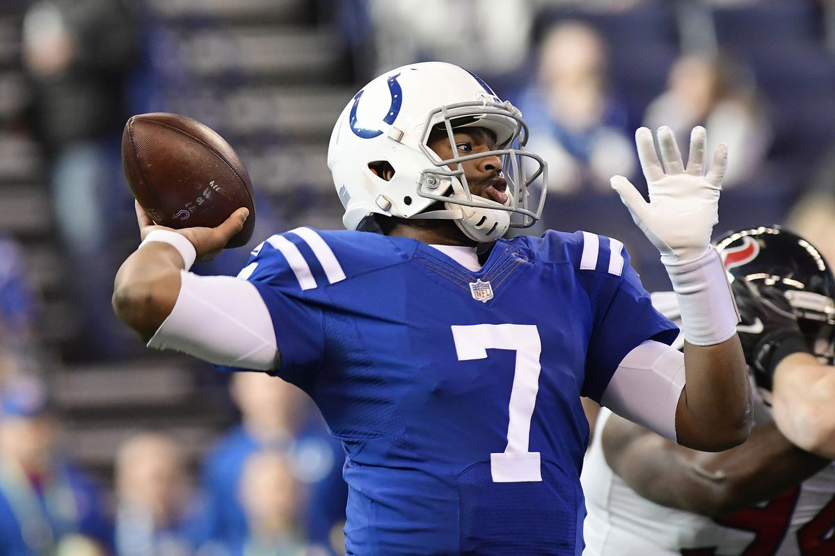 Jacoby Brissett is one of the most underrated quarterbacks in football af0729ad4