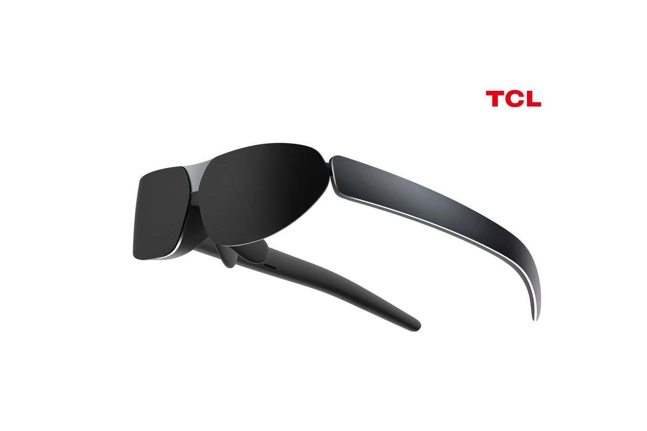 TCL readies Wearable Display glasses for launch, plus new wireless buds and a pet tracker