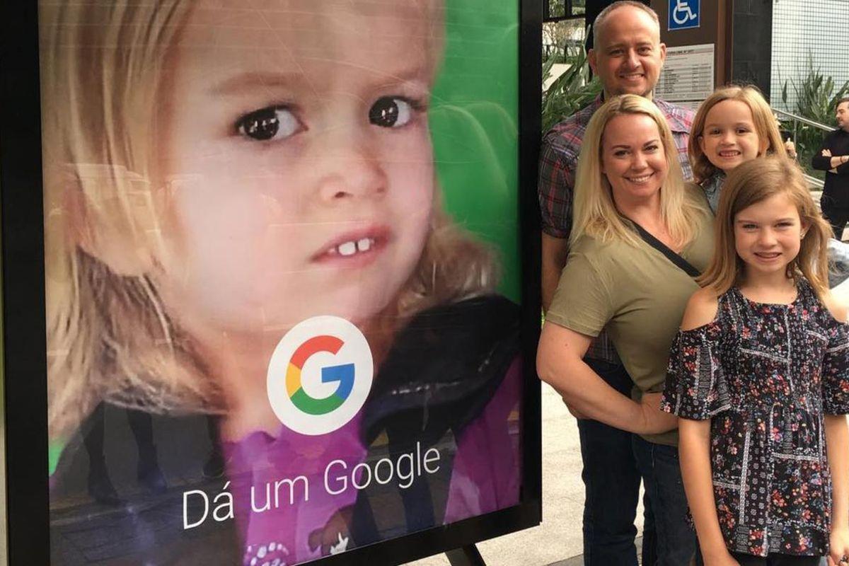 purchase cheap 97fbd 089cf Utah toddler 'Unimpressed Chloe' went viral back in 2013 ...