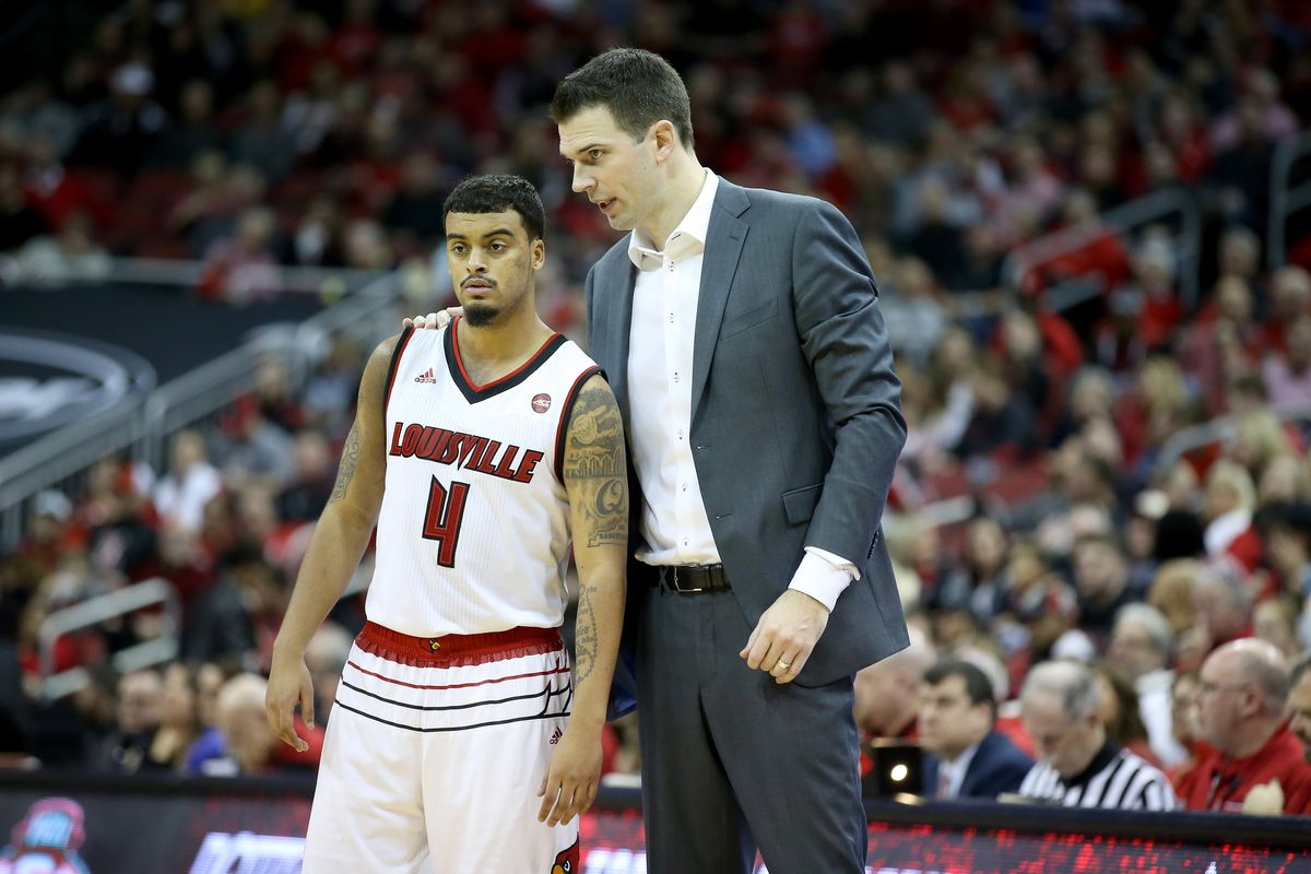 ACC Roundup - Surprise! Louisville Is In Second Place - Duke ... becdccef0