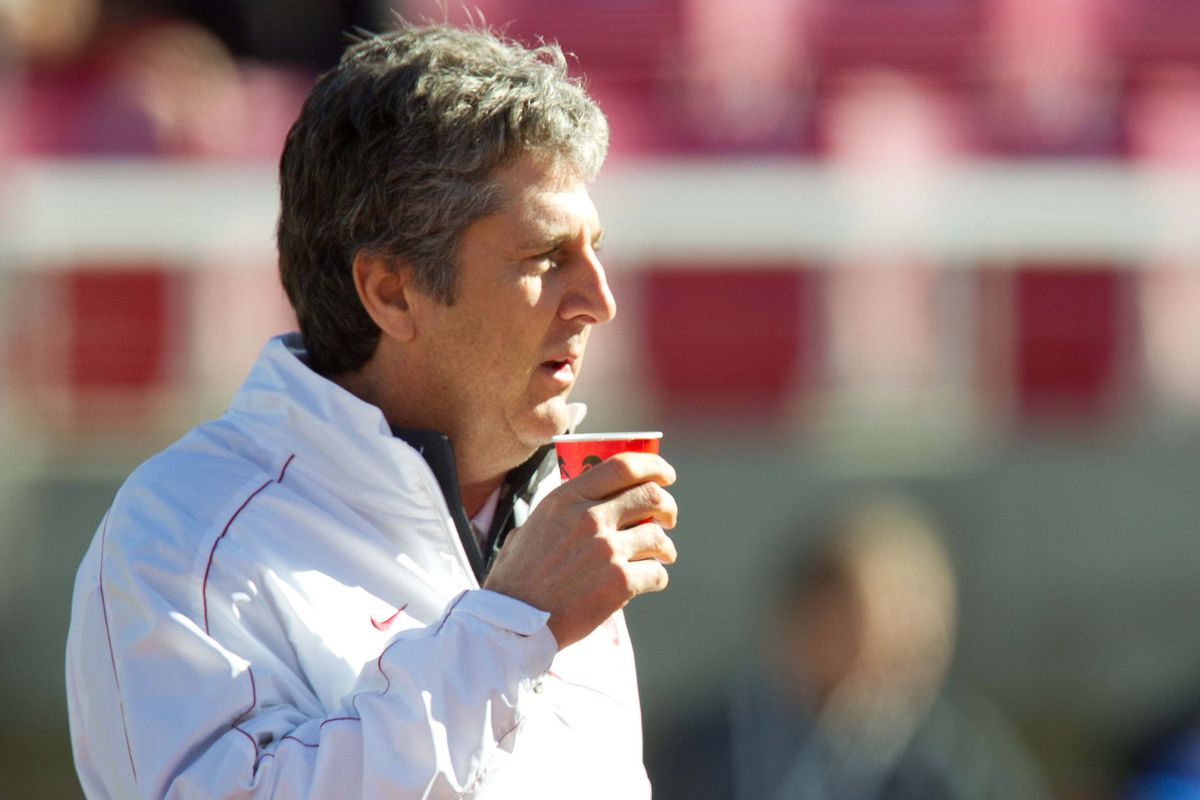 Balance means something different to Coach Leach