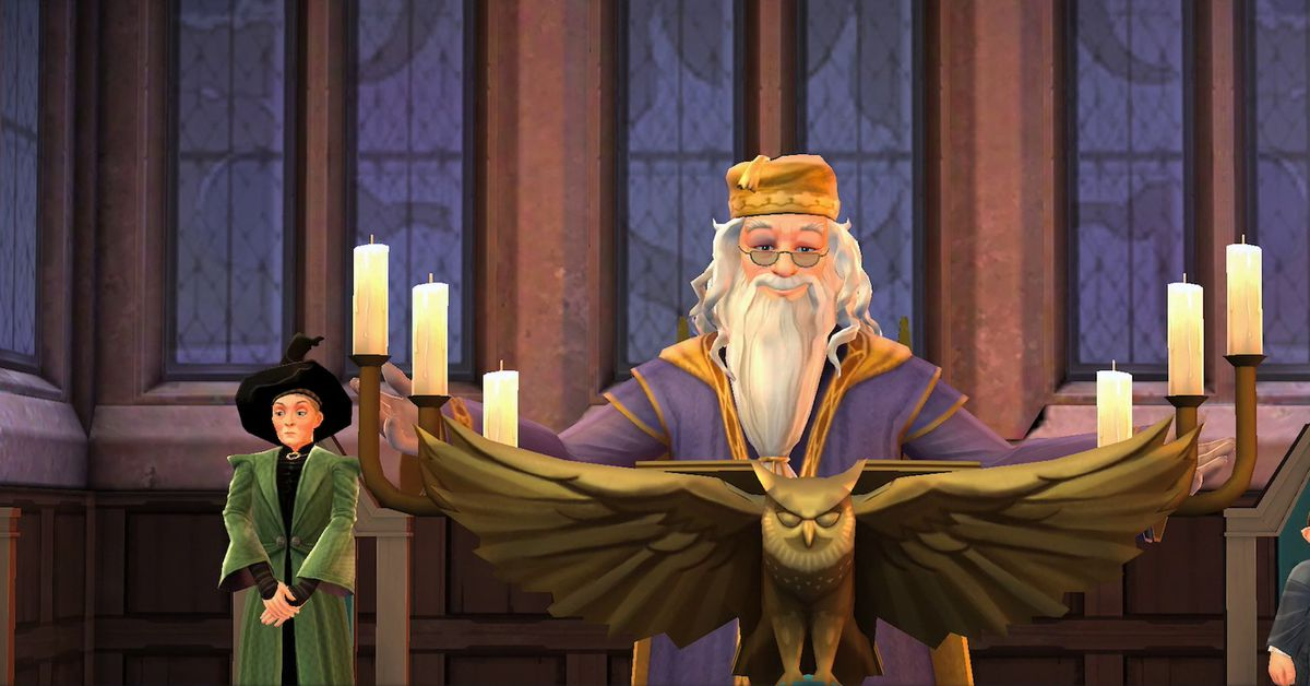 Harry Potter Game Download For Mac