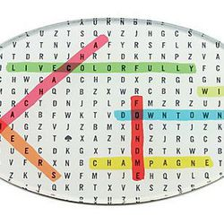 "<span class=""credit""><b>Kate Spade</b> Say the Word Wordsearch Dish, <a href=""http://www.katespade.com/say-the-word-wordsearch-dish/L834408,en_US,pd.html"">$50</a></span><p>"