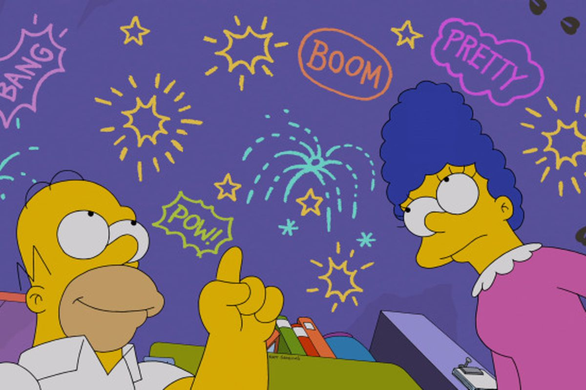 The Simpsons has made over a billion dollars for 20th Century Fox.