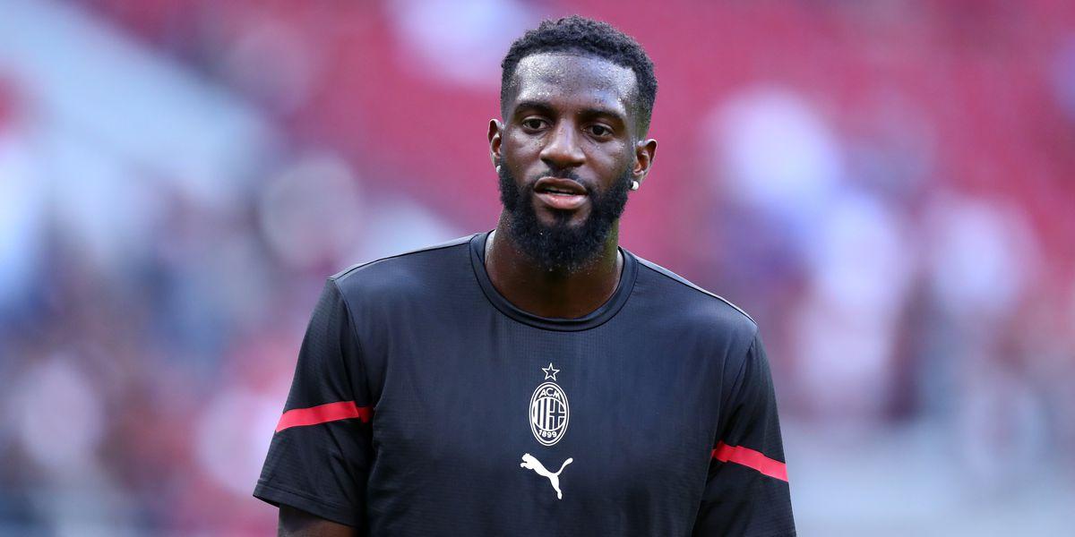 AC Milan 'can't wait' to get Tiémoué Bakayoko back from injury