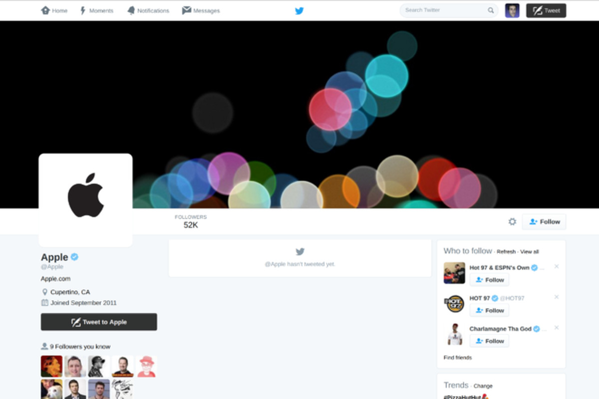Apple39s twitter account comes to life ahead of iphone for Iphone 5 cost 800 good twitter