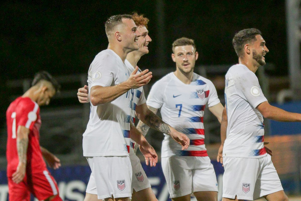 Jordan Morris has a solid case for USMNT Player of the Year
