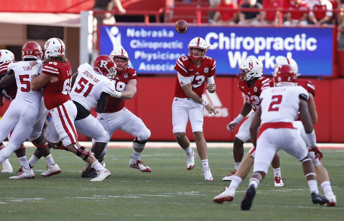 NCAA Football: Rutgers at Nebraska