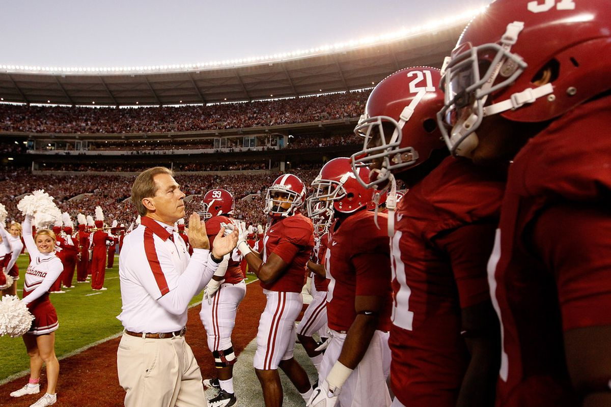 Alabama By The Numbers A Century Of Win Loss Records And Win