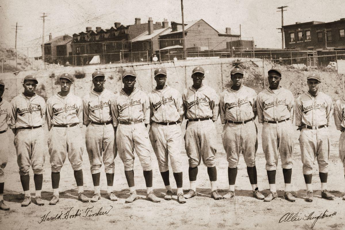 Pittsburgh Crawfords1928