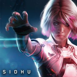 Mina Sidhu, a new character with cybernetic abilities, is available to Season Pass owners in the new update.