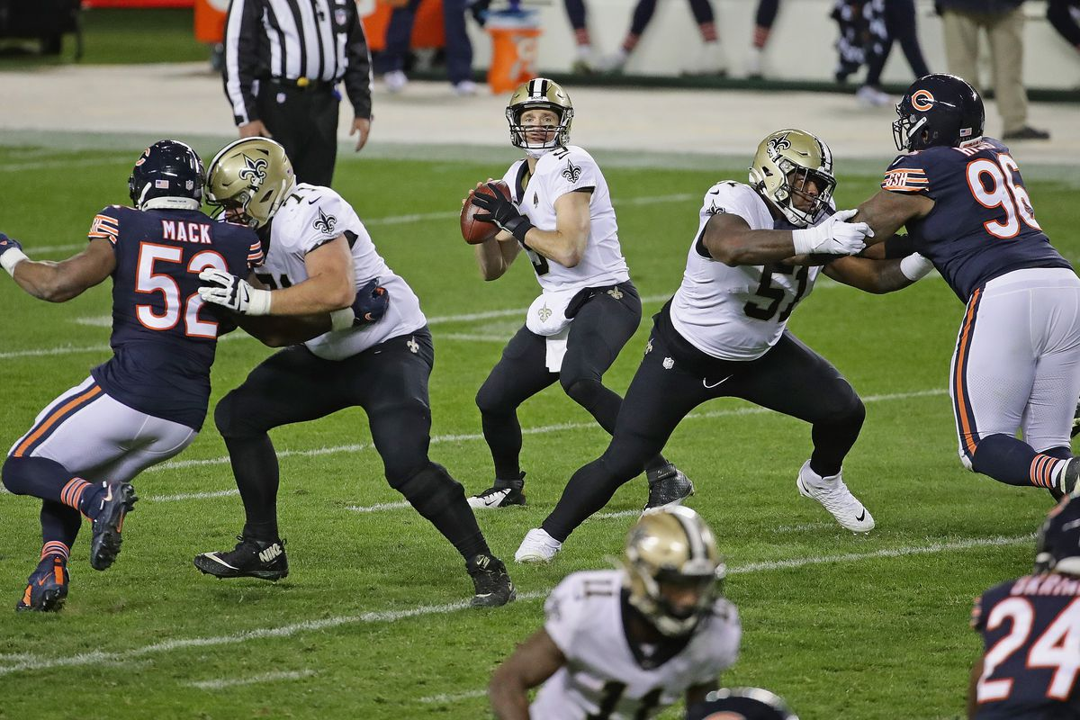 Chicago Bears At New Orleans Saints Key Players To Watch On Saints Offense Canal Street Chronicles