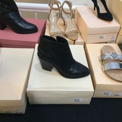 Loeffler Randall ankle boots, size 7.5, $50
