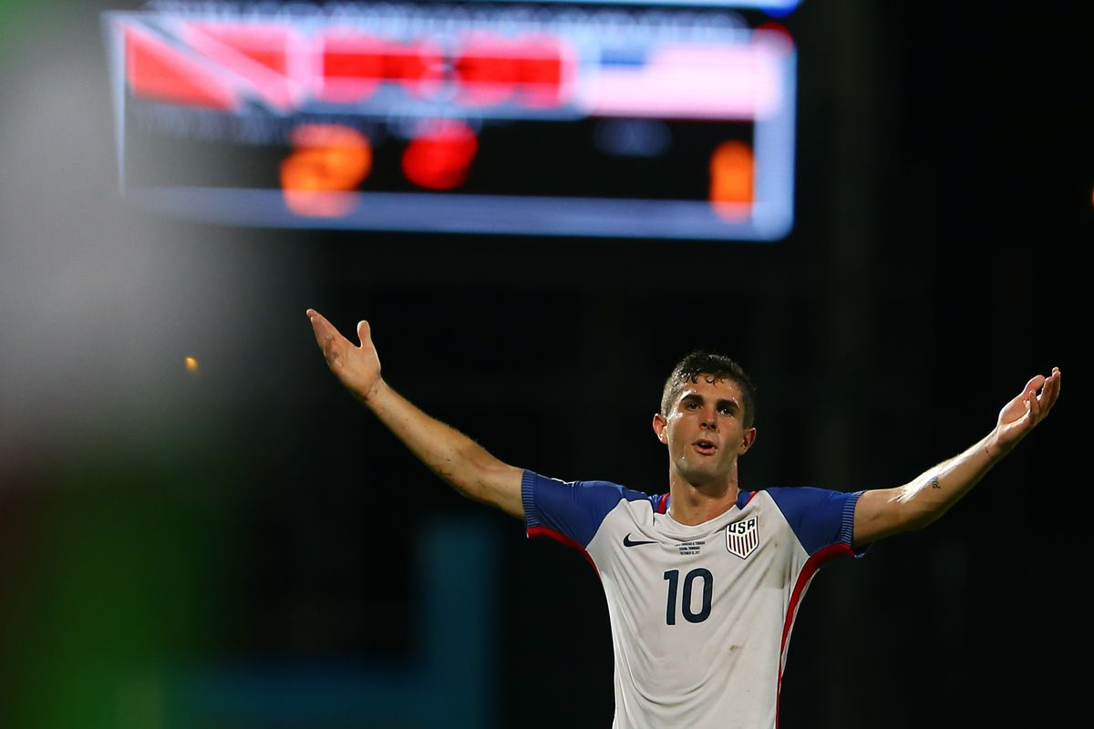 4b75c466f Christian Pulisic pens impassioned letter to U.S. Soccer fans ...