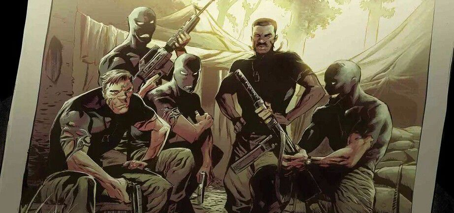 From the cover of Web of Venom: Ve'Nam, Marvel Comisc (2018).