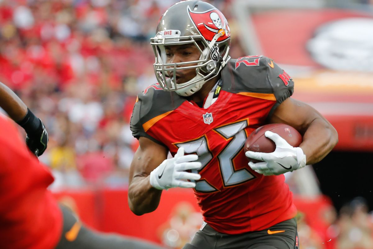 Doug Martin released by Tampa Bay Buccaneers