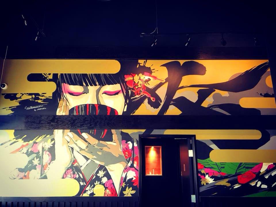 Chabi Japanese Cafe interior