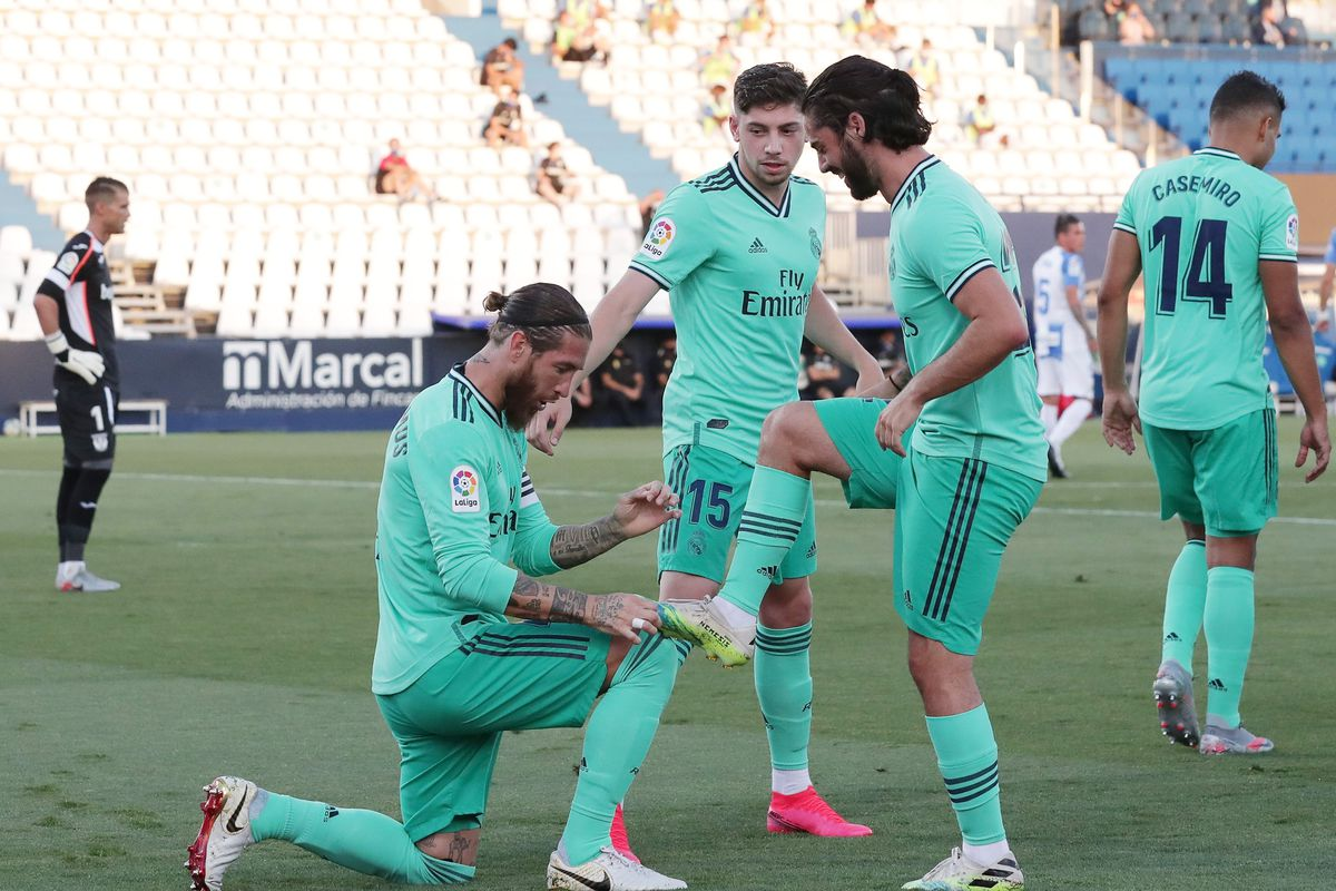 CD Leganes v Real Madrid CF - La Liga