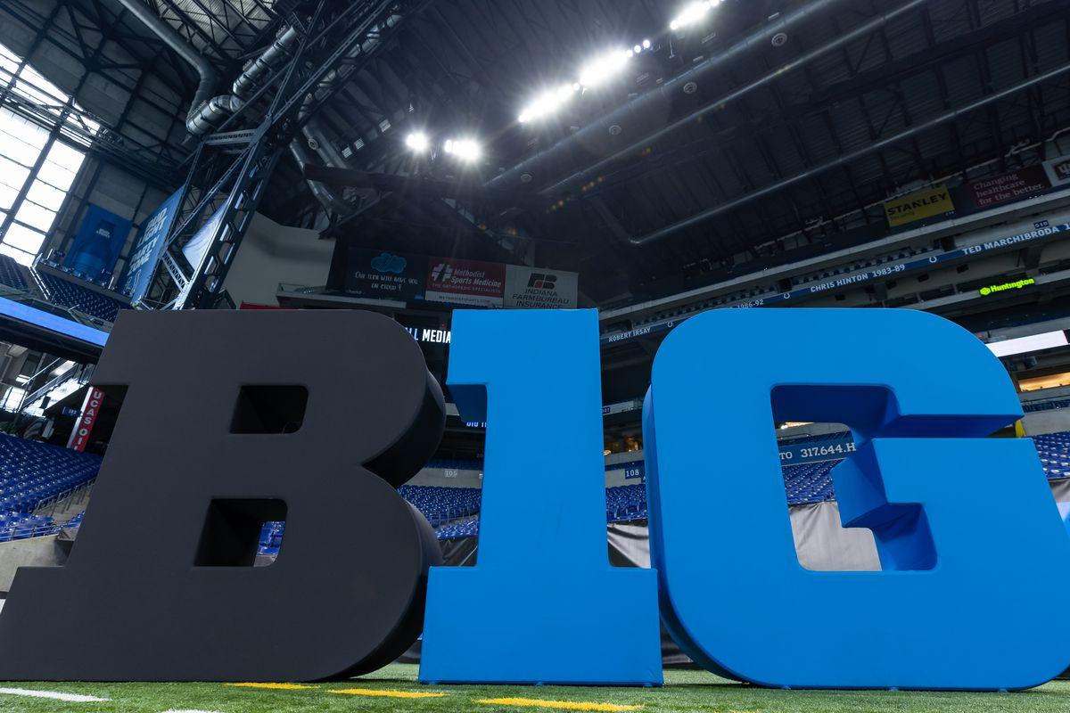 2021 Big Ten Football Media Day