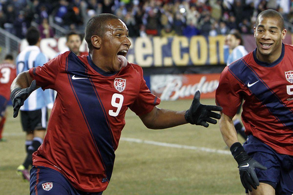 Agudelo gets a 2012 USMNT selection