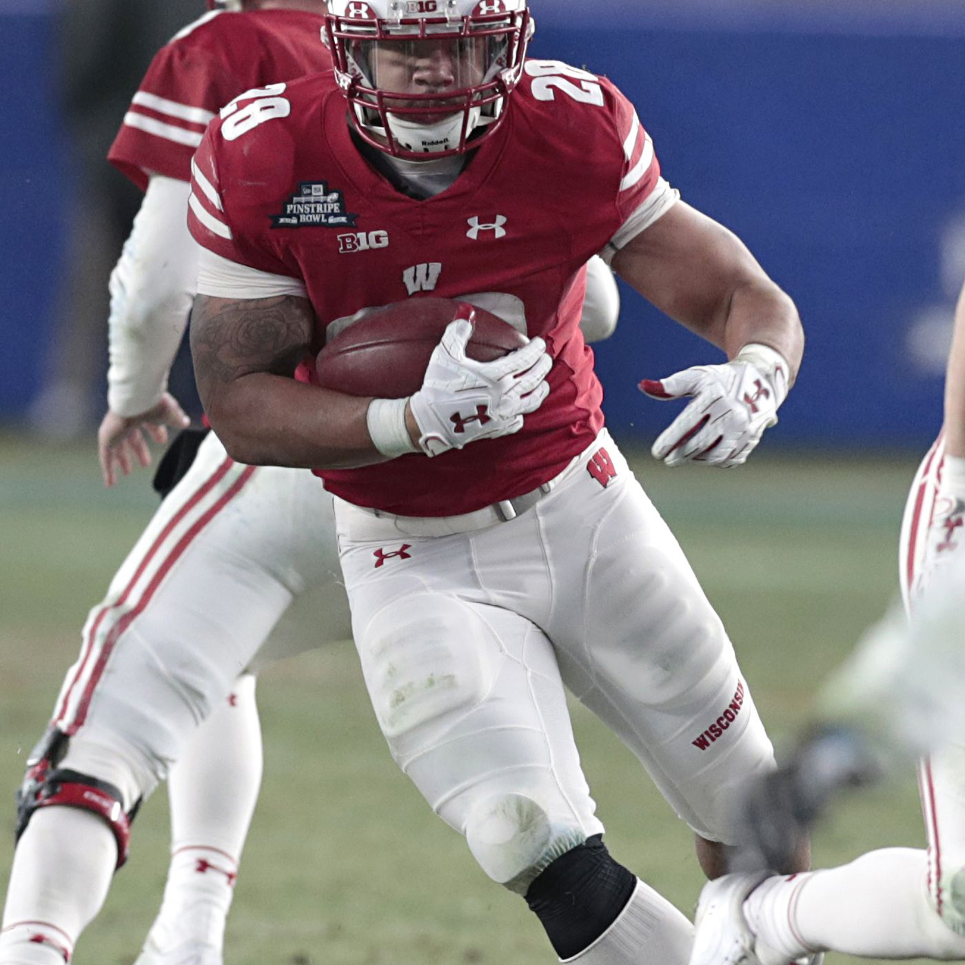 official photos 6ac21 f8b35 Wisconsin football: Badger connections for the NFLPA ...