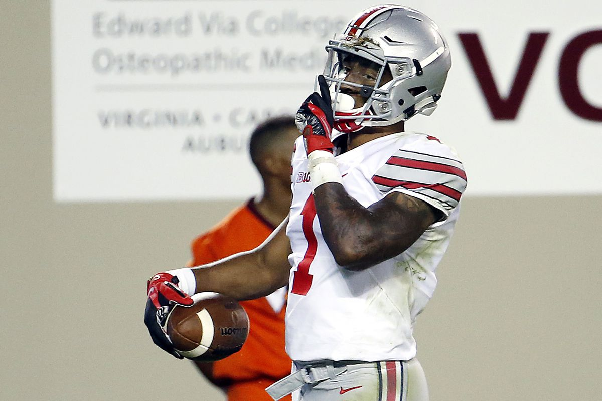 Braxton Miller exploded in the second half to help lead Ohio State to a win over Virginia Tech.