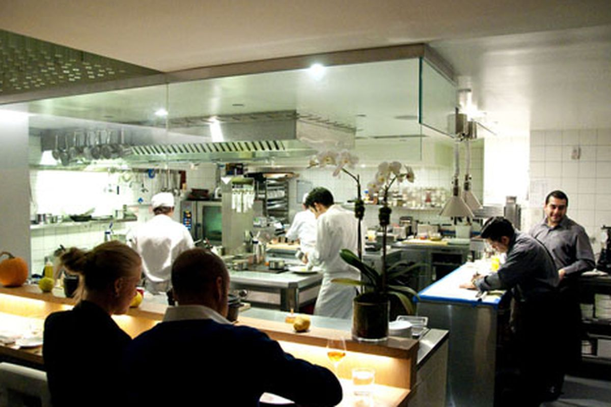 NYC: The Kitchen at Aldea