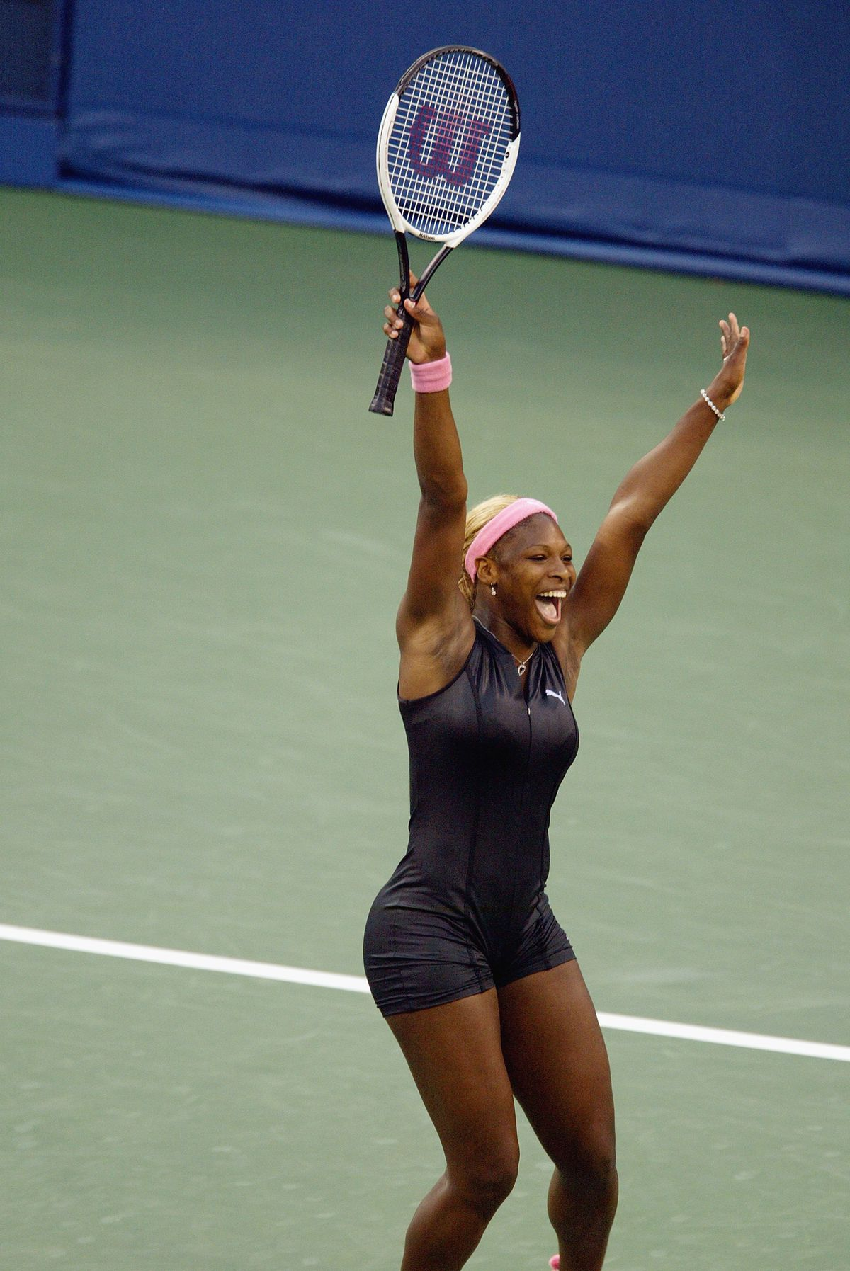 The French Opens Serena Williams Catsuit Ban Exposes -4045