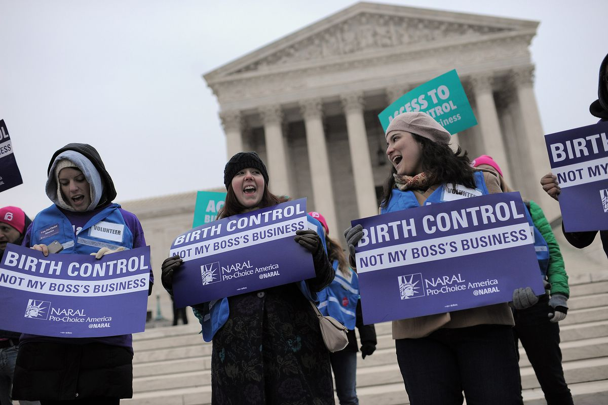 Judge temporarily blocks new Trump rules on birth control