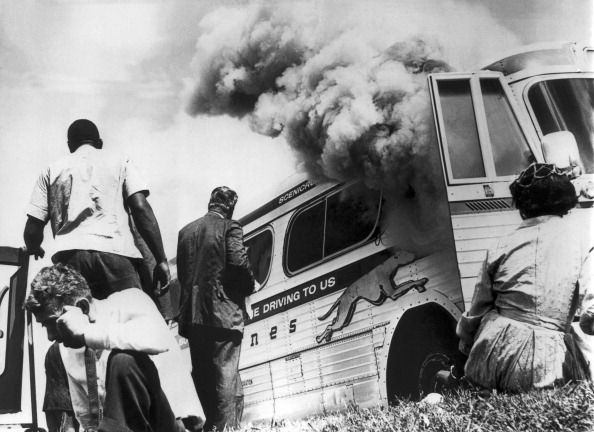 The Student Nonviolent Coordinating Committee organized Freedom Rides to the Jim Crow South.