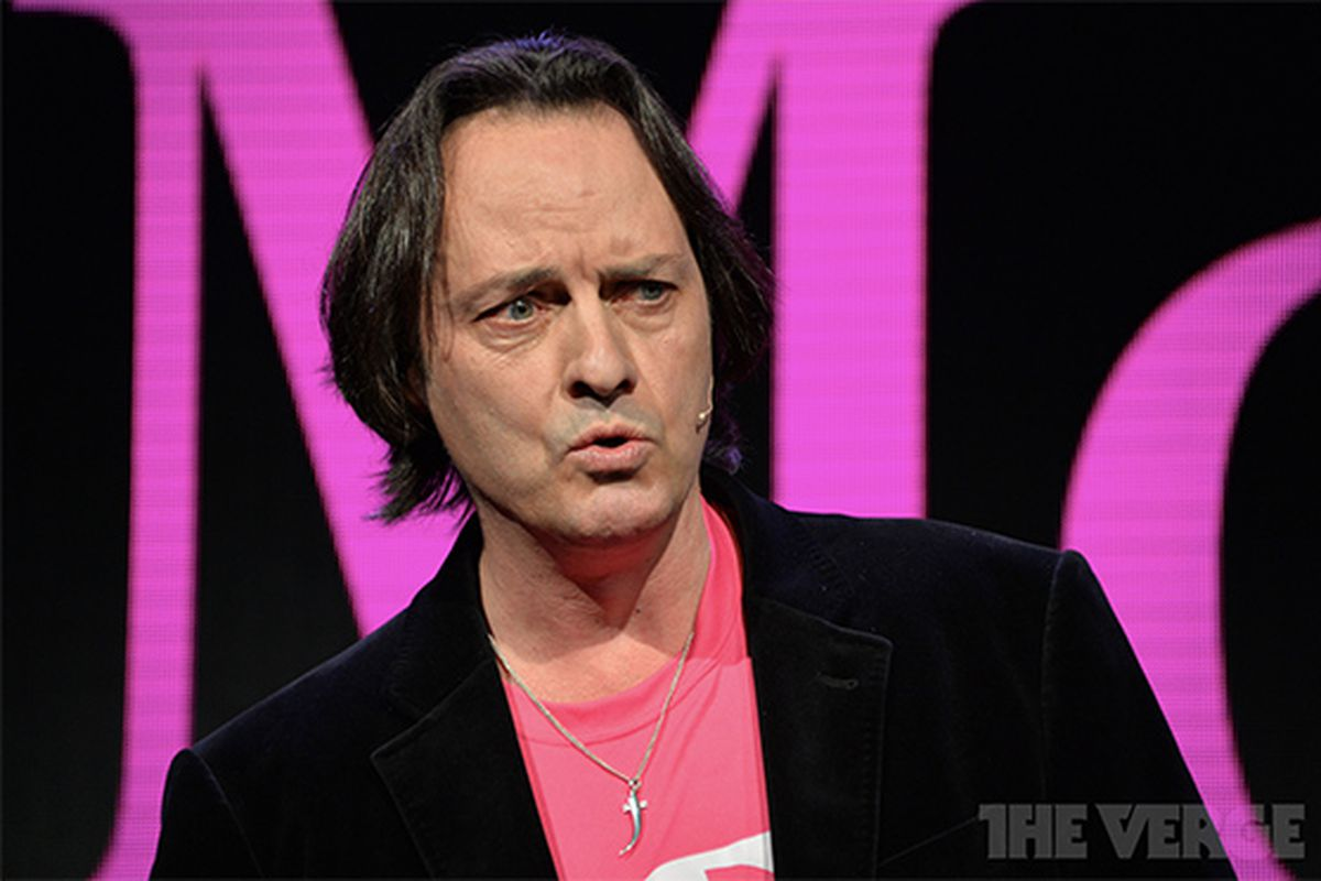 The nightmare Sprint-T-Mobile merger could be back on