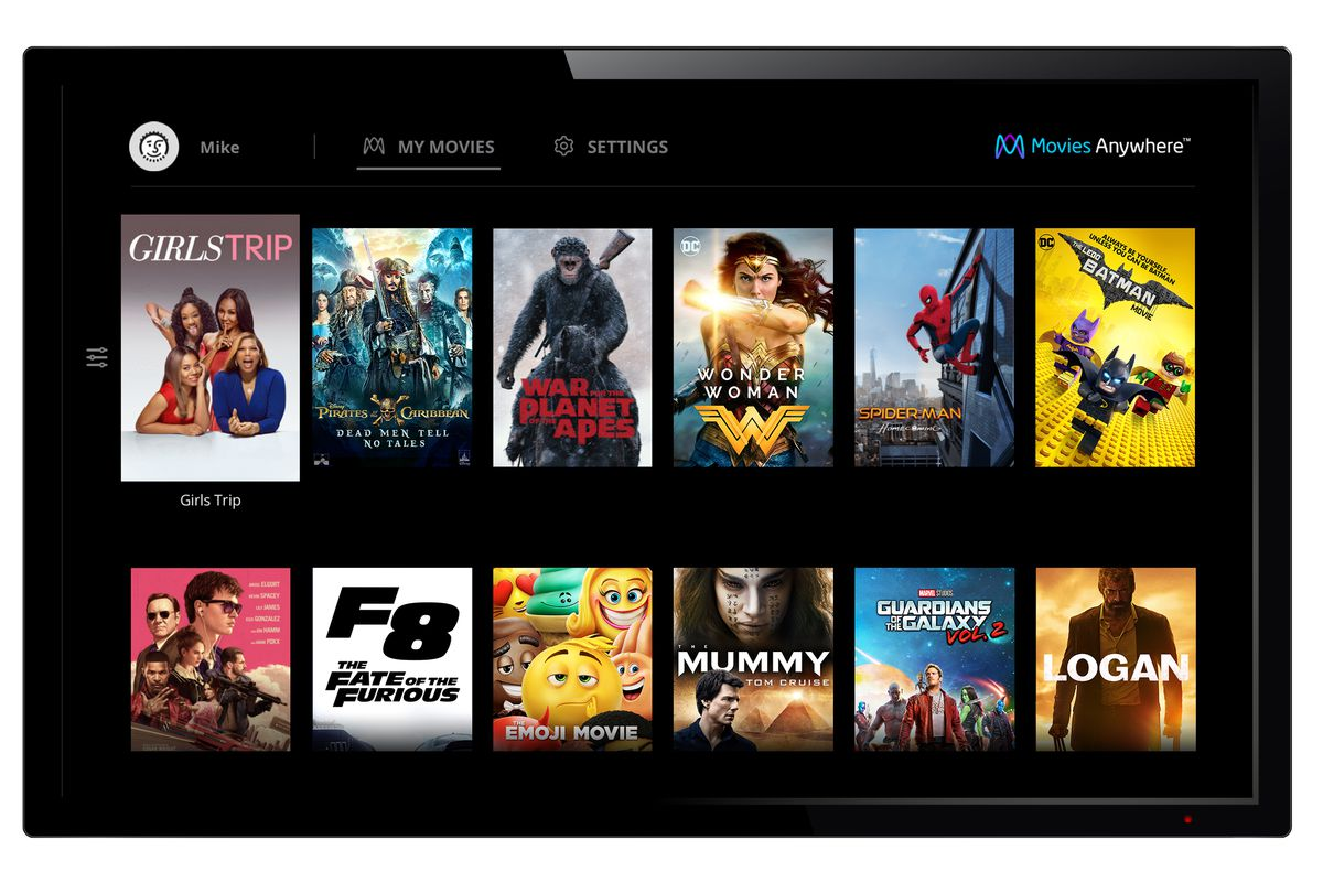 Five Hollywood Studios On Board For Movies Anywhere Service