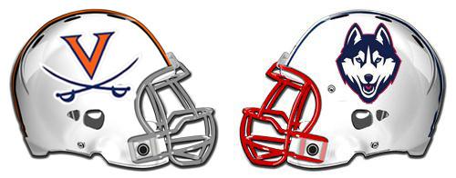 Virginia vs UConn Football