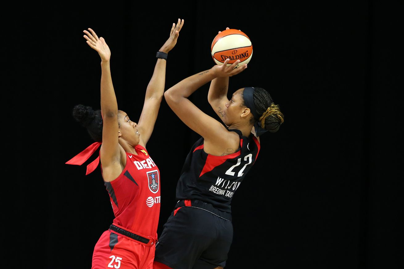 Atlanta Dream v Las Vegas Aces