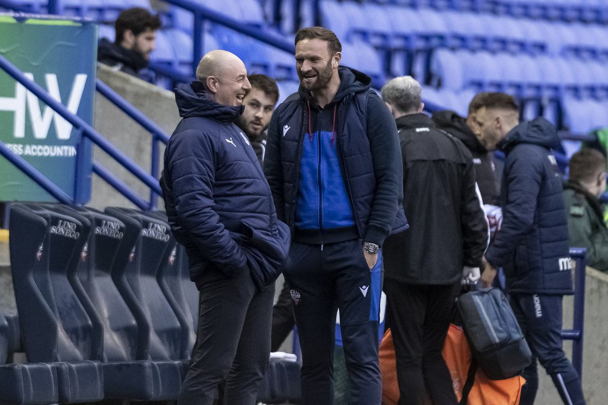 Bolton Wanderers v Tranmere Rovers - Sky Bet League Two