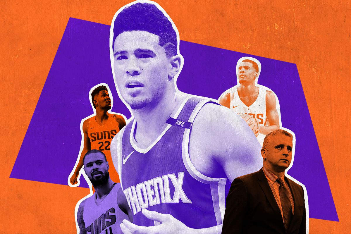 b463810c6bf Are We Sure … That Devin Booker Is a Franchise Player  - The Ringer