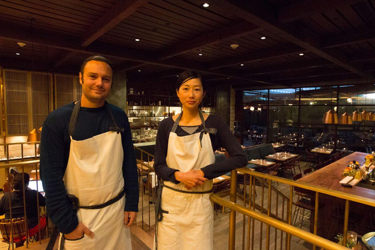 Kuniko Yagi Steps Out Of Century City S Hinoki The Bird Eater La