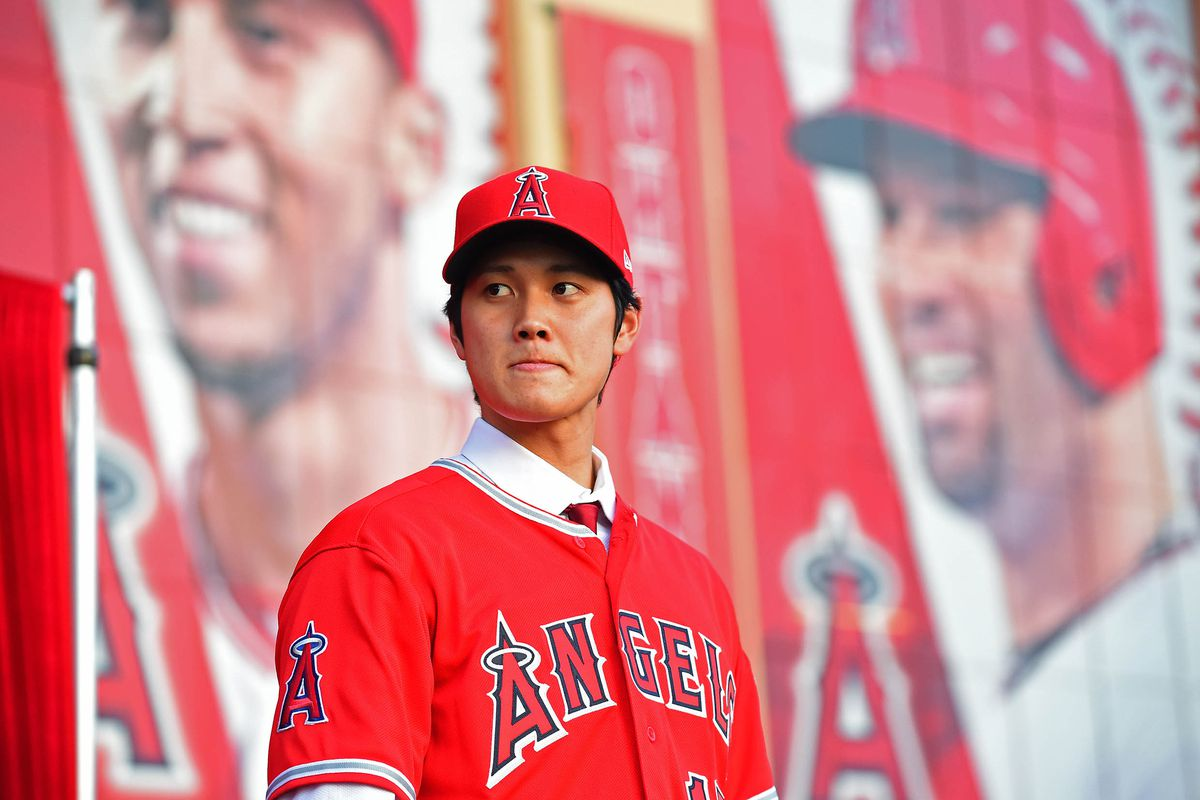 MLB: Los Angeles Angels-Press Conference