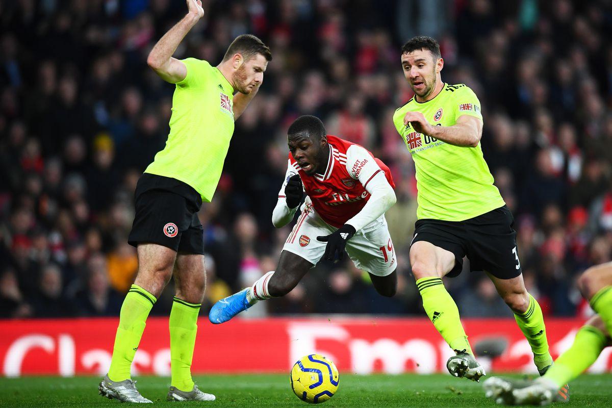 Arsenal FC v Sheffield United - Premier League