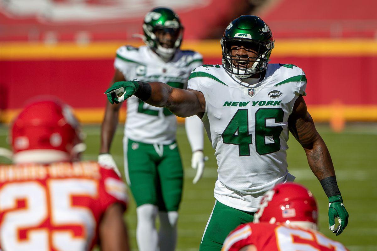 NFL: NOV 01 Jets at Chiefs