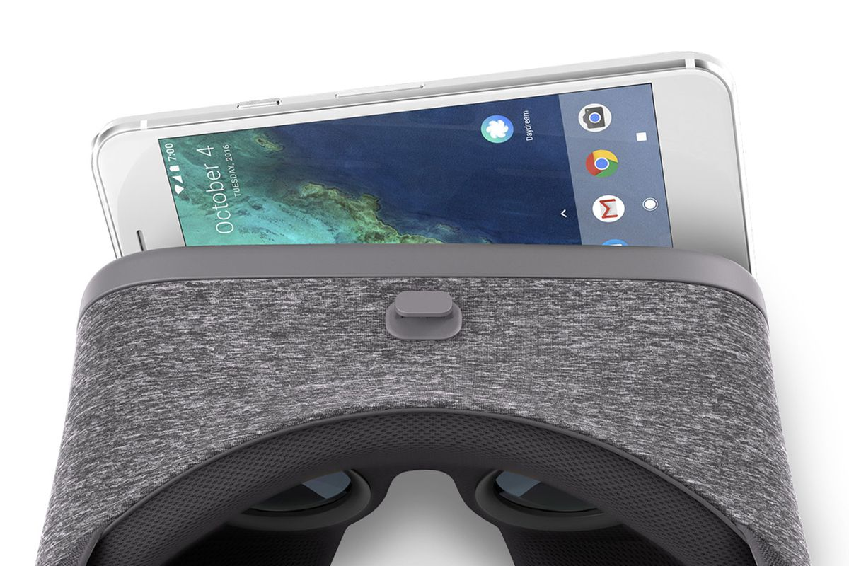 Google promises 11 Daydream VR phones by the end of the year