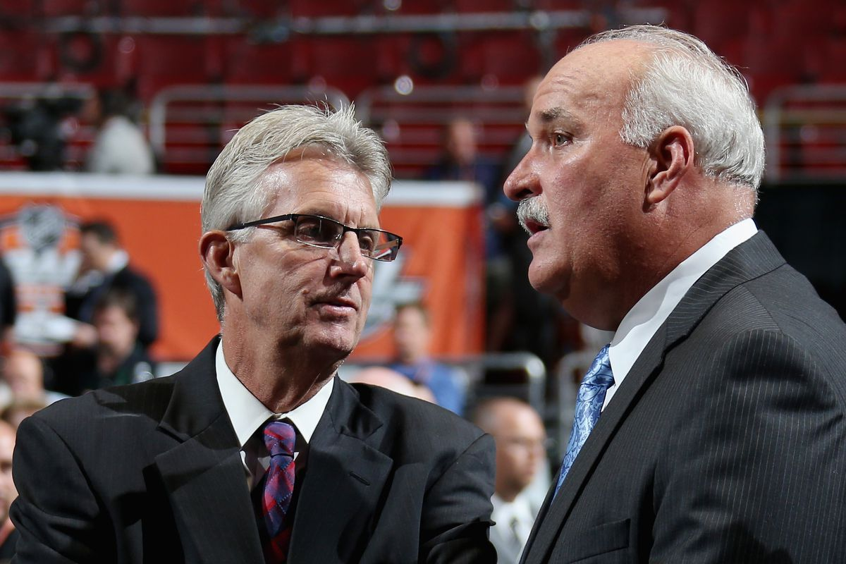 """""""I thought they fired you, Larry?"""" """"Eat my shit, JD."""""""