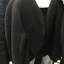 Round jacket, $525 (was $1,750)