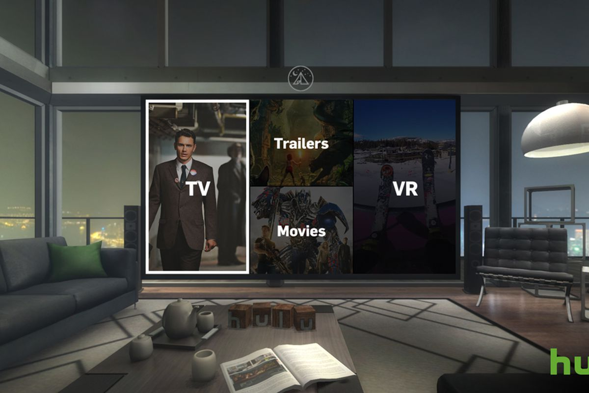 Image result for hulu vr