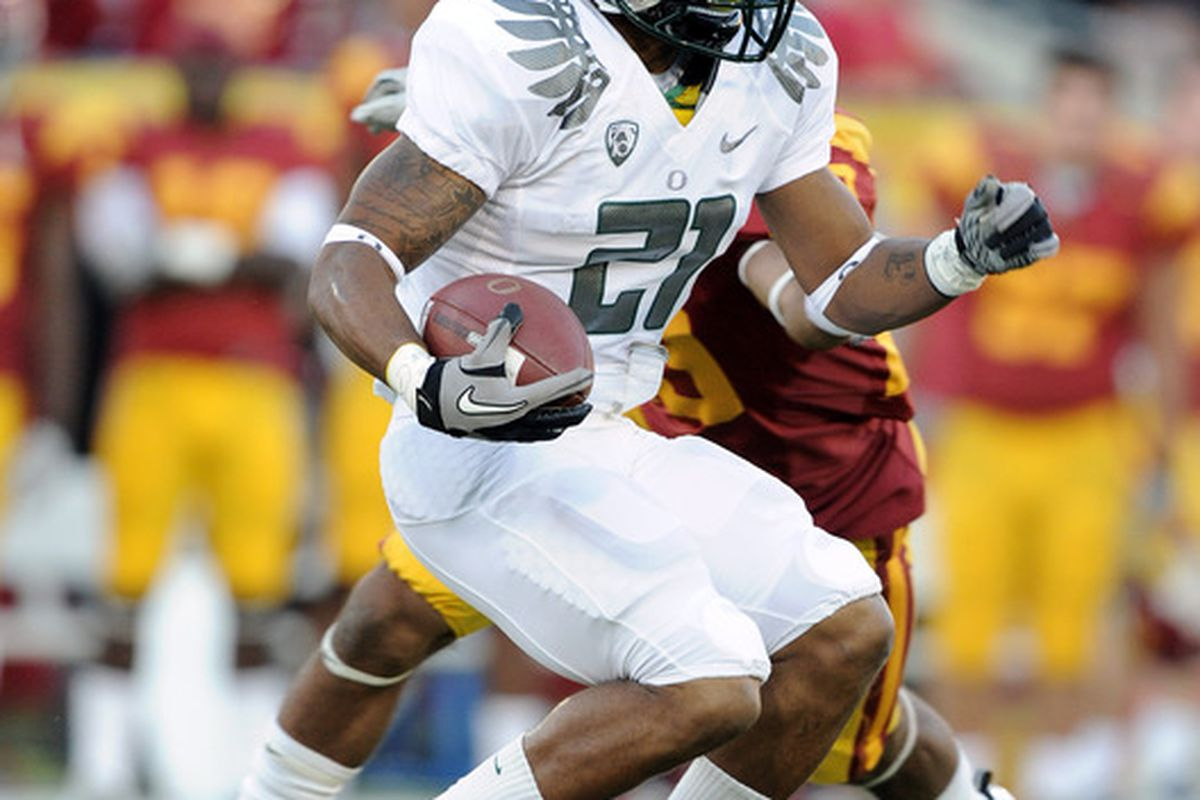 After another big performance in the national spotlights, LaMichael James is getting more Heisman attention.