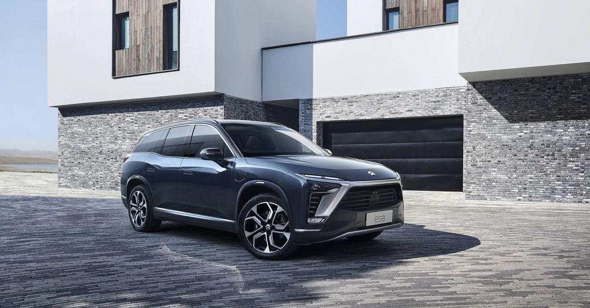 Nio rebounds from the brink with record sales – mc.ai