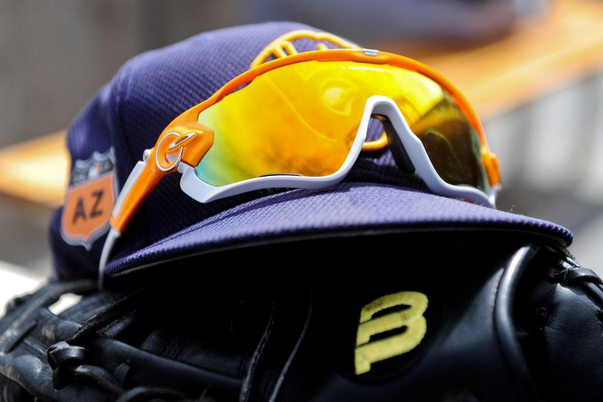 MLB: Spring Training-Milwaukee Brewers at Colorado Rockies